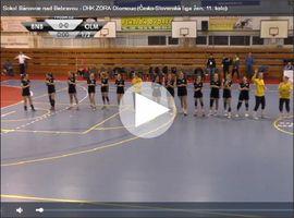 VIDEO - HK Sokol Bánovce nad Bebravou - DHK ZORA Olomouc