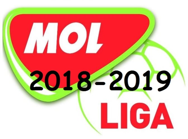 MOL liga 2018/2019 - vylosovanie