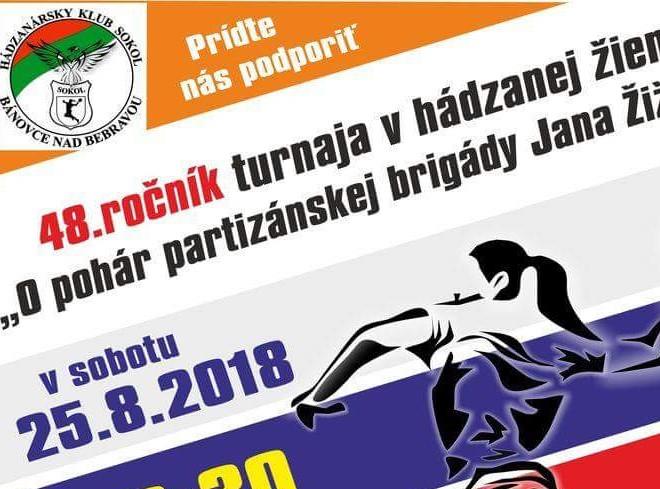 O pohár partizánskej brigády Jana Žižku