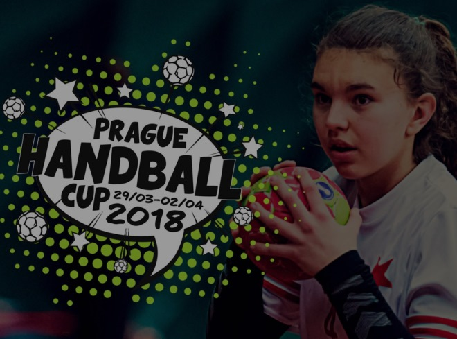 Prague Handball Cup aj s HK Sokol RMK Bánovce nad Bebravou