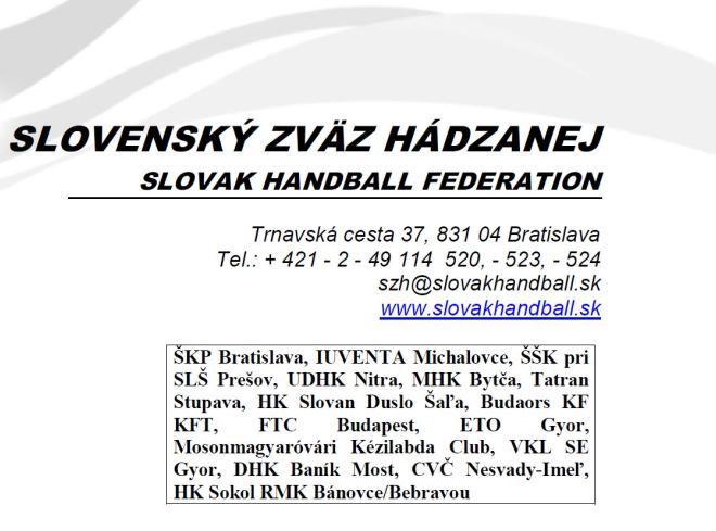 Galková v nominácii kadetiek!