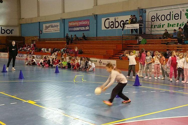 Detská olympiáda - ZŠ Duklianska